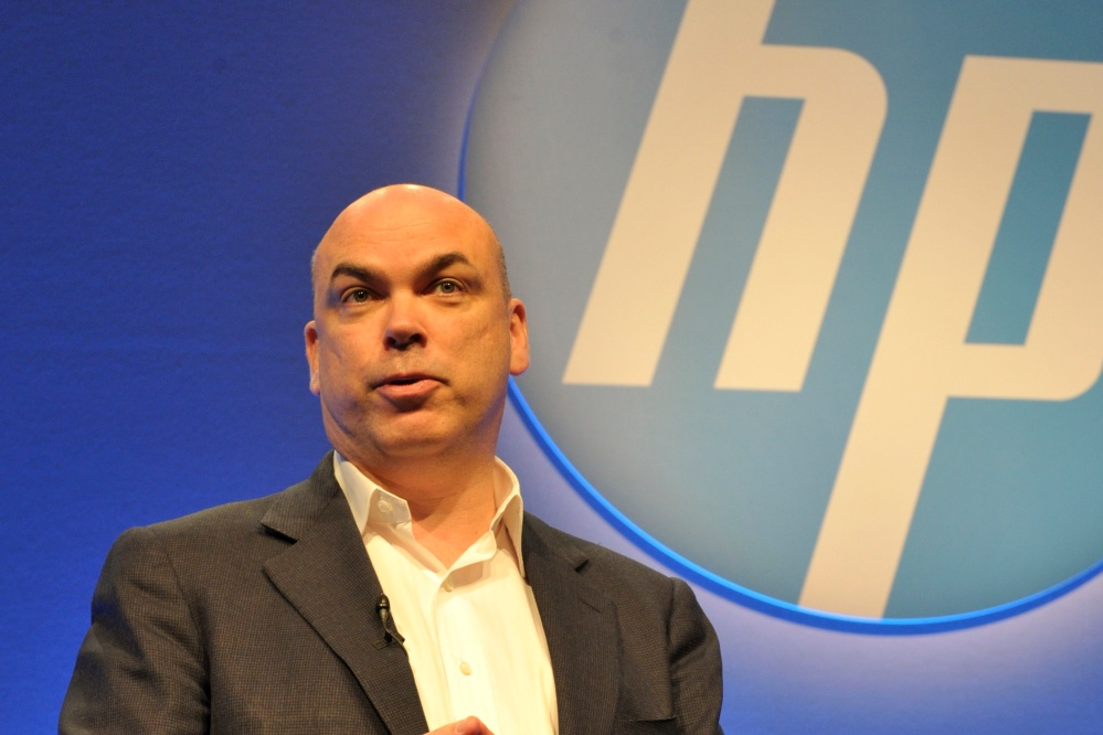 HP Discover 2011 Vienna, Press Conference,