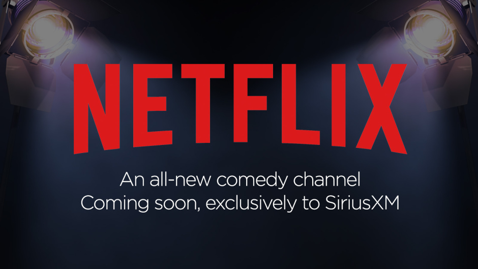 Netflix Sirius XM