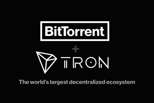 Tron-BitTorrent merger